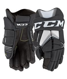 Hokejové rukavice CCM TACKS 3092 black senior