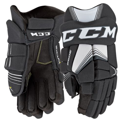 Hokejové rukavice CCM TACKS 3092 black junior