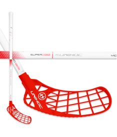 UNIHOC STICK ICONIC SUPERSKIN MID 30 white/red