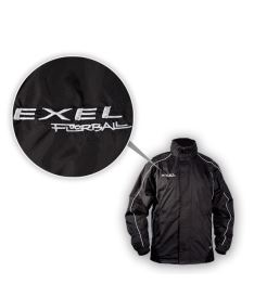 EXEL WOLF WINDJACKET black L** - Bundy