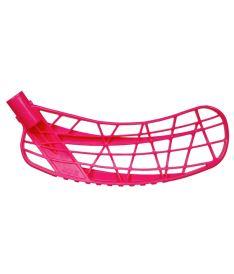 Florbalová čepel EXEL ICE SB neon pink L