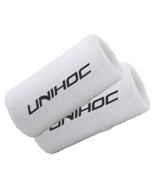 UNIHOC WRISTBAND white pair
