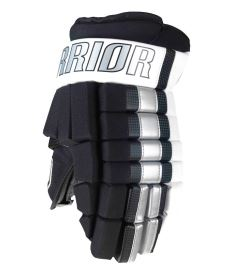 Hokejové rukavice WARRIOR FRANCHISE wide black/white senior