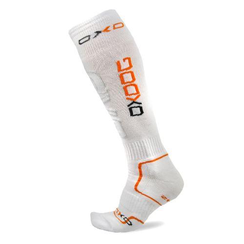 Sportovní ponožky OXDOG SIGMA LONG SOCKS white