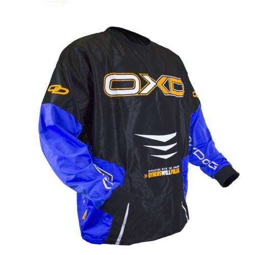 OXDOG GATE GOALIE SHIRT black S (no padding) - Brankářský dres