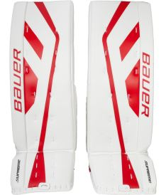 Betony BAUER GP SUPREME ONE.9 white/red senior - 35+2""