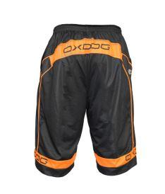 Sportovní kraťasy OXDOG RACE LONG SHORTS junior black/orange
