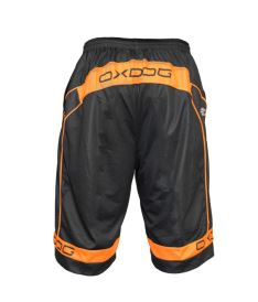 Sportovní kraťasy OXDOG RACE LONG SHORTS junior black/orange
