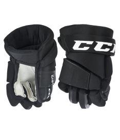 Hokejové rukavice CCM 24K black senior
