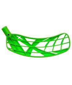Florbalová čepel EXEL X SB neon green