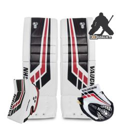 SET VAUGHN GP + BLOCKER + CATCHER VE8 PRO red - REG