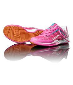 Florbalová sálová obuv SALMING Adder Women Pink