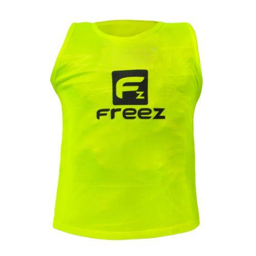 Rozlišovací dres FREEZ TRAINING VEST neon yellow