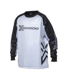 OXDOG XGUARD GOALIE SHIRT JR black/white