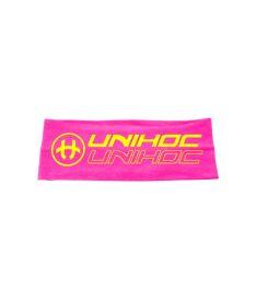 UNIHOC HEADBAND SHADOW wide pink
