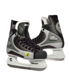 Brusle GRAF SKATES SUPER 101 black/silver