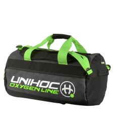 Unihoc Gearbag Oxygen line medium black 40 L