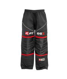 FREEZ Z-80 GOALIE PANT BLACK/RED S