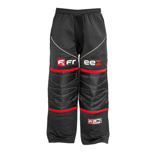 FREEZ Z-80 GOALIE PANT BLACK/RED senior