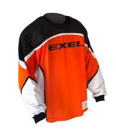 EXEL S100 GOALIE JERSEY orange/black
