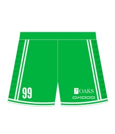 FREEZ SUBLI TEAM SHORTS - FBŠ BOHEMIANS ženy A