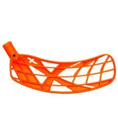 Florbalová čepel EXEL X SB neon orange NEW L