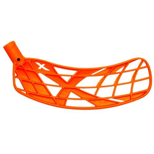 Florbalová čepel EXEL X SB neon orange NEW