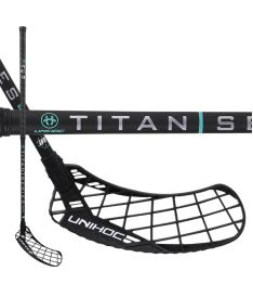 UNIHOC STICK EPIC TITAN Miracle Light 26 black 100cm