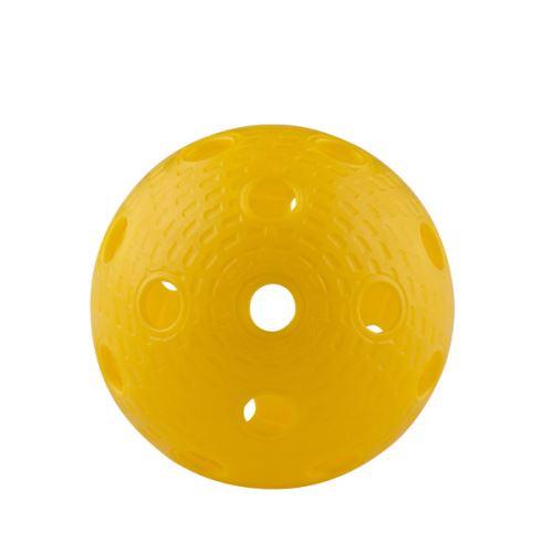 Florbalový míček Oxdog ROTOR yellow