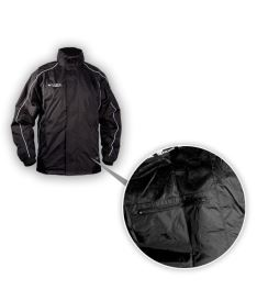 EXEL WOLF WINDJACKET black - Bundy