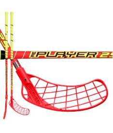 UNIHOC STICK REPLAYER 29 neon red/neon yellow 100cm