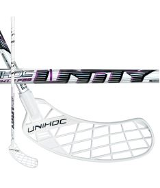 UNIHOC STICK UNITY TOP LIGHT II 29 white/purple 100cm