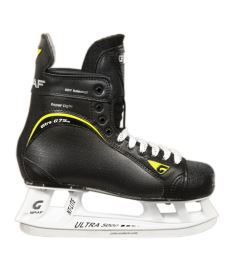 GRAF SKATES ULTRA G-75 high black edge - D