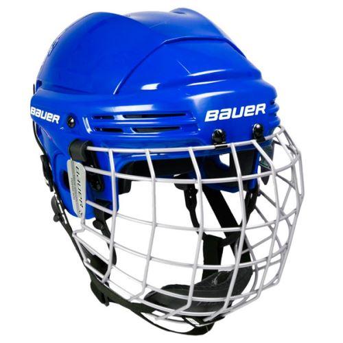 Hokejové kombo BAUER 2100 blue M