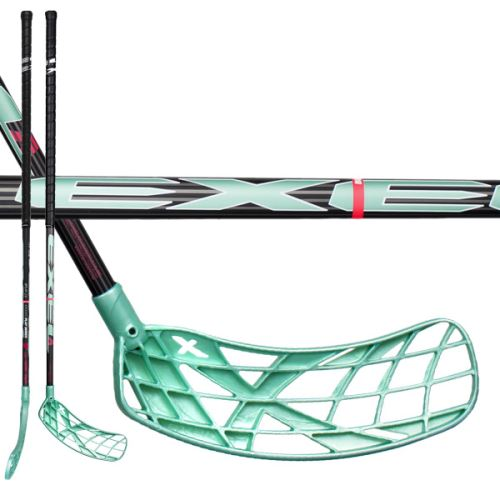 EXEL X-PLAY NANO 2.6 black/mint 103 ROUND  '15