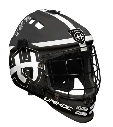 12555 Mask Unihoc Shield black_white
