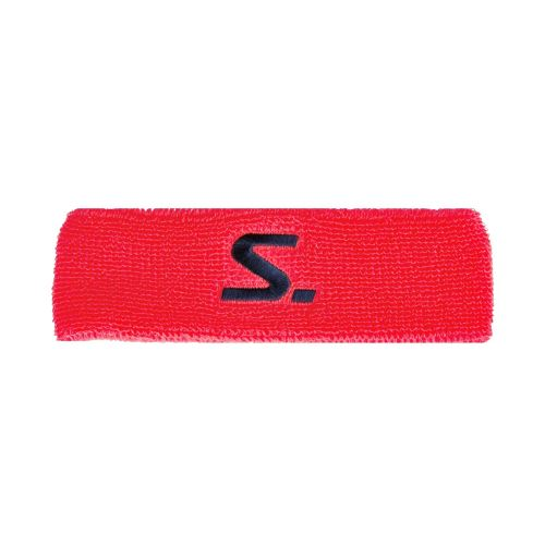 SALMING Knitted Headband Coral/Navy
