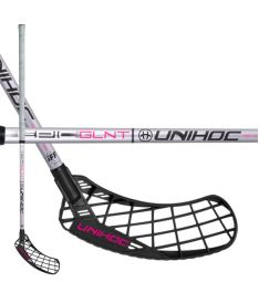 UNIHOC STICK EPIC GLNT Top Light II 26 silver 100cm