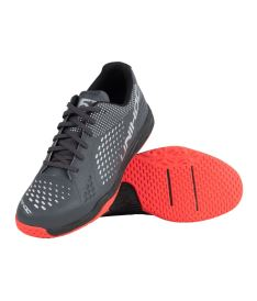 UNIHOC Shoe U5 PRO LowCut Men graphite US8.5/UK7.5/EU41.5 - Obuv