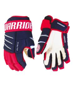 WARRIOR HG ALPHA QX4 navy/red/white senior - 14""