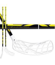 EXEL E-LIGHT 2.9 black/yellow ROUND 95 SB X-BLADE L