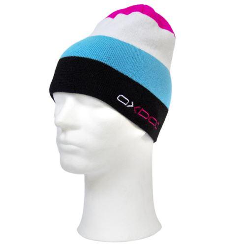 Čepice OXDOG JOY-2 WINTER HAT turquoise/pink S/M