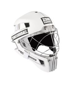 ZONE GOALIE MASK MONSTER CAT EYE white/black SR