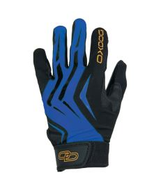 OXDOG GATE GOALIE GLOVES senior blue - Brankařské rukavice