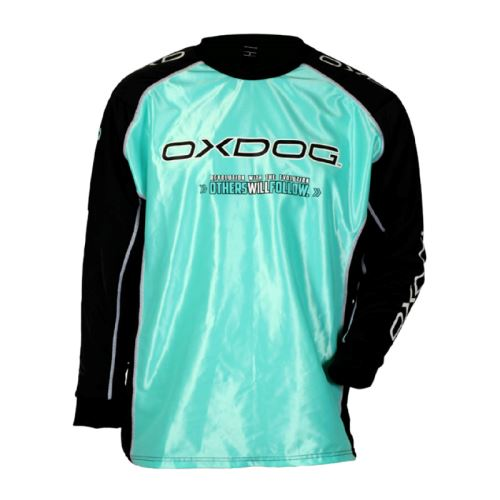 OXDOG TOUR GOALIE SHIRT tiff blue XXL - Dresy