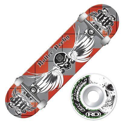 ROLLER DERBY SKATEBOARD Invader - Skateboardy