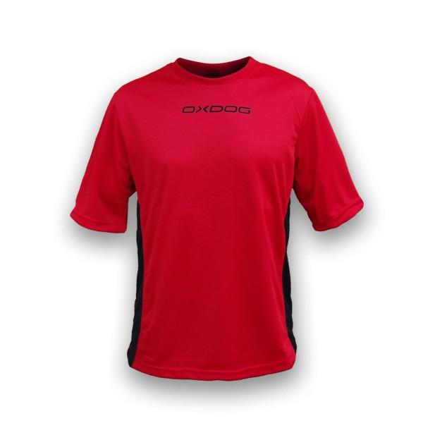 ca28f3afa48 Dres OXDOG MOOD SHIRT junior red black