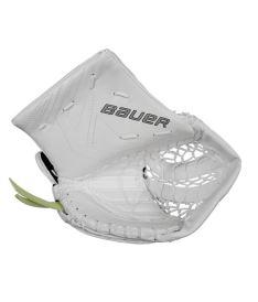 Lapačka BAUER CATCHER SUPREME ONE70 white junior - FR