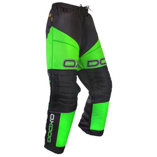 OXDOG VAPOR GOALIE PANTS senior black/green