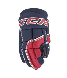 Hokejové rukavice CCM QUICKLITE 270 navy/red/white senior